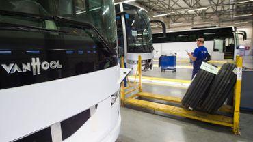 Van Hool va construire 40 bus à hydrogène pour l'Allemagne