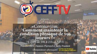 Coronavirus : continuer former les coaches malgré le confinement