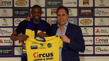 Le Sénégalais Paul Keita première recrue de Waasland-Beveren pour la prochaine saison