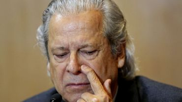 Brésil: l'ex-bras droit de Lula condamné à 30 ans de prison pour corruption