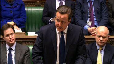 UE: David Cameron pour un référendum sur la sortie du Royaume-Uni