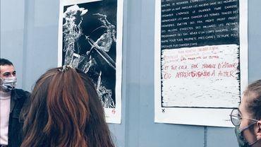 BIP : 7 péchés capitaux dans les rues de Liège