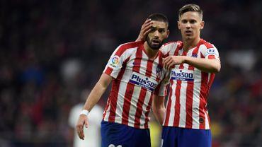 L'Atlético, avec Carrasco pendant quinze minutes, encore accroché à Valence