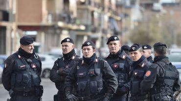 Des dizaines d'arrestations lors de deux opérations contre la mafia en Italie