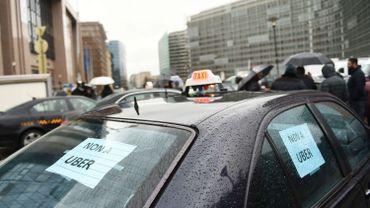 La justice bruxelloise perquisitionne les locaux du service Uber