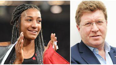 Nafi, la nouvelle star de l'athlétisme féminin