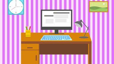 Vous avez du mal à vous concentrer au travail ? C'est peut être la faute de votre bureau !