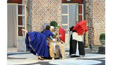 Le Malade imaginaire de Molière à revoir en ligne, une proposition du Théâtre le Public