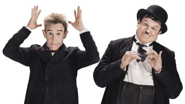 L'affiche de Stan et Ollie