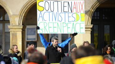 L'organisation de défense de l'environnement Greenpeace compte bien introduire un recours devant le Conseil d'Etat.