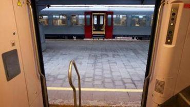 La SNCB prévoit de fortes perturbations lundi