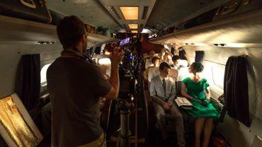 Qantas a travaillé durant douze mois sur un nouveau film de sécurité qui retrace en même temps cent ans d'aviation