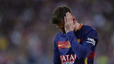 Jugé pour fraude fiscale, Messi plaide l'ignorance devant les juges