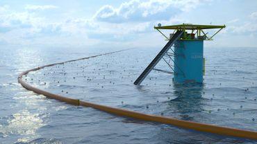 Le projet-pilote devrait être composé de barrages flottants de cinq à dix kilomètres maximum.