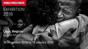 L'exposition World Press Photo 2018 prend ses quartiers à la Cité Miroir à Liège