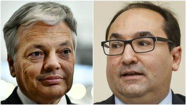 Ahmed Laaouej: Didier Reynders ajoute de la cacophonie au sein du gouvernement