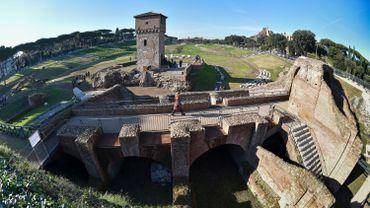 Le cirque Maxime en partie restauré, Rome cherche à mieux protéger son patrimoine