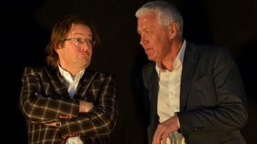 Marc Coucke et Patrick Lefevere, en janvier 2013