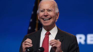 Joe Biden fête ses 78 ans, deux mois avant son arrivée à la Maison Blanche