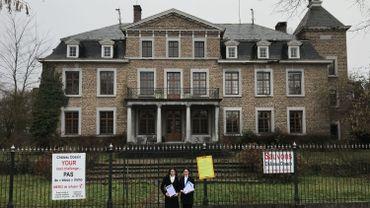 Les soeurs Verhaegh ont récolté plus de 3000 signatures pour sauver le château Dossin