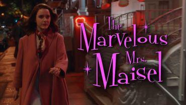 """""""La fabuleuse Mme Maisel"""", série d'Amazon compte 20 nominations aux Emmys, dont la 71e édition se tiendra à Los Angeles en septembre."""