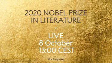 En direct l'annonce du Prix Nobel de littérature 2020