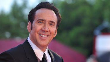 """L'acteur américain Nicolas Cage s'était engagé dans le projet """"Superman Live"""" en 1997"""