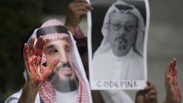 """Donald Trump a promis samedi un """"châtiment sévère"""" à Riyad s'il avait ordonné le meurtre de Jamal Khashoggi."""