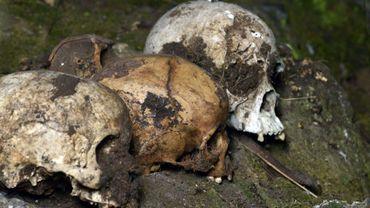 Le Burundi leader du marché noir de crânes humains?