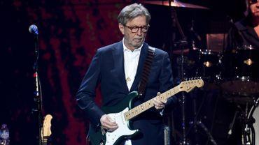Eric Clapton: le concert en Belgique reporté