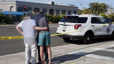 Fusillade contre une synagogue en Californie: le suspect inculpé de 109 crimes fédéraux