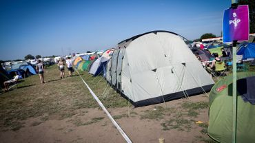 Rock Werchter: la commune de Haacht propose un camping alternatif pour les mobile homes
