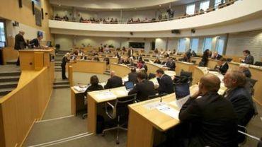 Ultime vote positif exprimé par le Parlement de la Fédération Wallonie-Bruxelles
