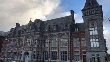 Le Palais de Justice de Verviers
