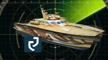 """Le """"tank boat"""" belgo-indonesien intéresse les armées colombienne et équatorienne"""