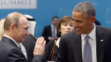 G20: après Paris, Poutine et Obama amorcent un dégel sur la Syrie