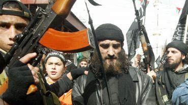 """l'organisation EI """"est toujours capable d'envoyer des fonds à ses militants hors de la zone de conflit"""""""