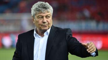 L'histoire commence mal entre Lucescu et le Dynamo Kiev