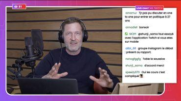 Twitch : où en sont les personnalités politiques belges ?