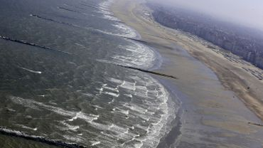 Il n'y aura pas d'île artificielle devant la plage de Knokke