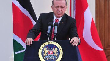 Le président Erdogan a plusieurs fois menacé de ne plus appliquer l'accord migratoire conclu le 18 mars avec l'UE, s'il n'obtient pas l'exemption de visas.