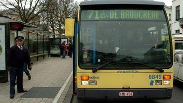 Le bus 71 est l'un des plus fréquentés de la capitale.