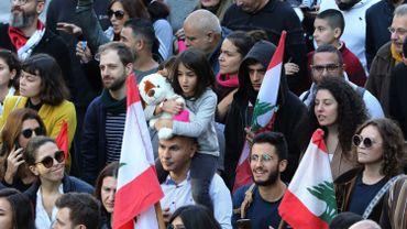 Ce samedi, des manifestants ont défilé à Beyrouth pour crier leur colère.
