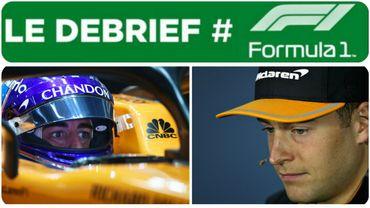 """Gaëtan Vigneron : """"McLaren? Encore un pas en arrière..."""""""