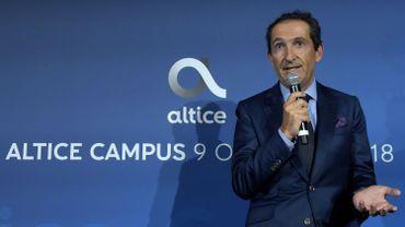 Le magnat français Patrick Drahi achète la célèbre maison de vente aux enchères Sotheby's