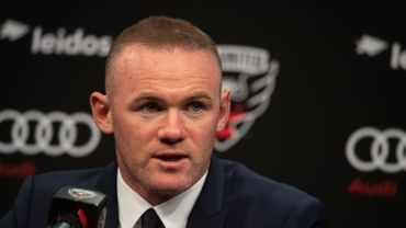 DC United holds a press conference on the arrival of former England captain Wayne Rooney