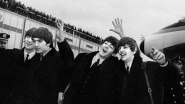 Les Beatles au temps de la Beatlemania