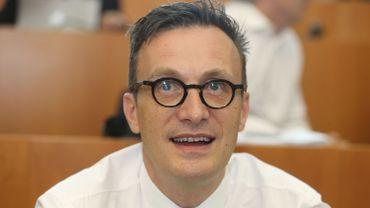 Pascal Smet, ministre bruxellois de la Mobilité, veut encourager le covoiturage à Bruxelles