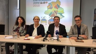 Le gouvernement bruxellois a présenté son accord ce jeudi.