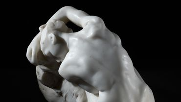 Auguste Rodin Andromède 1887 marbre